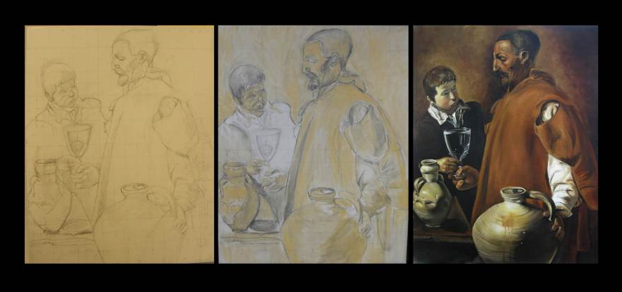 velazquez progression